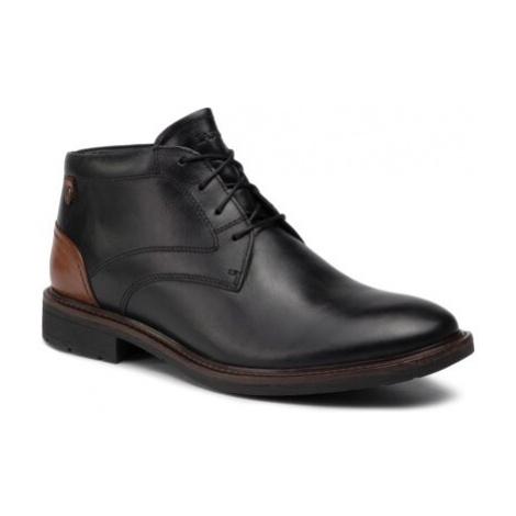 Šnurovacia obuv Lasocki for men MB-MANAUS-04 Prírodná koža(useň) - Lícova