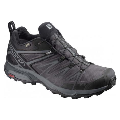 Salomon X ULTRA 3 GTX čierna - Pánska hikingová obuv
