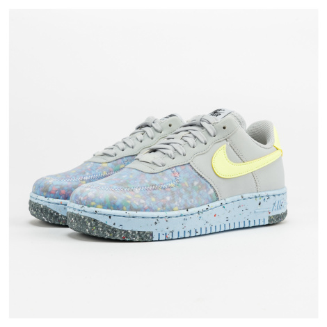 Nike W Air Force 1 Crater pure platinum / barely volt
