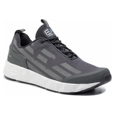 Sneakersy EA7 EMPORIO ARMANI - X8X033 XCC52 A775 Asphalt/Silver