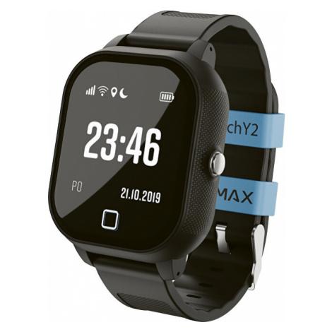 LAMAX WatchY2 dětské chytré hodinky - černé