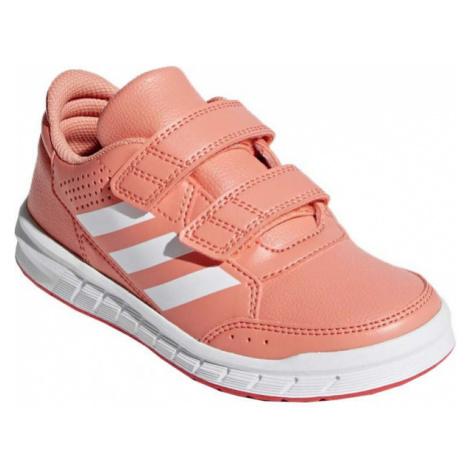 adidas ALTASPORT CF K oranžová - Športová detská obuv