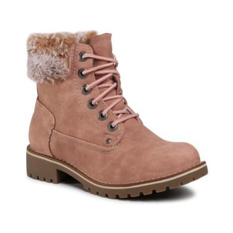 Šnurovacia obuv Jenny Fairy WS2266-01 Ekologická koža/-Ekologická koža