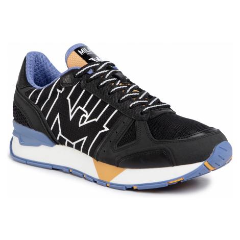 Sneakersy EMPORIO ARMANI - X4X289 XM232 C026 Black/Black