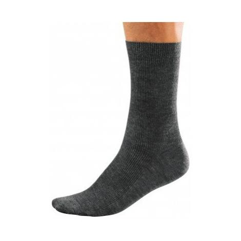 Blancheporte Ponožky bez stiahnutia, sada 2 párov antrancitová