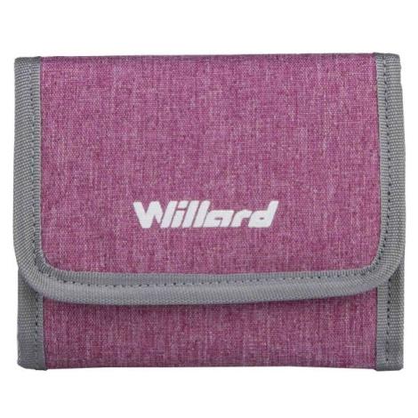 Willard CUBE ružová - Peňaženka