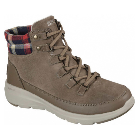 Skechers GLACIAL ULTRA - Dámska zimná obuv