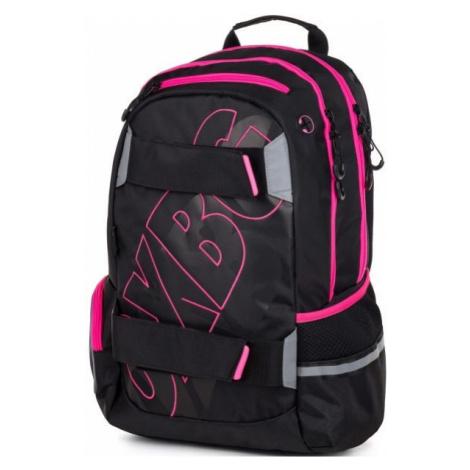 Oxybag OXY SPORT čierna - Študentský batoh