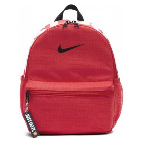 Nike BRASILIA JDI červená - Detský batoh
