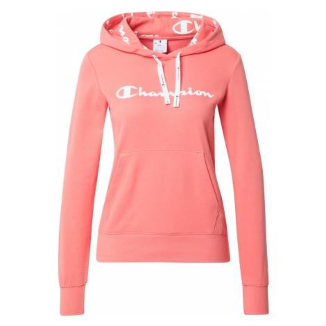 Champion Authentic Athletic Apparel Mikina  ružová / biela