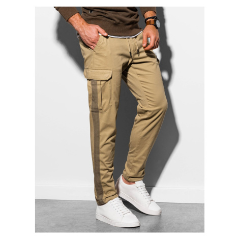 Ombre Clothing Men's pants chinos P893
