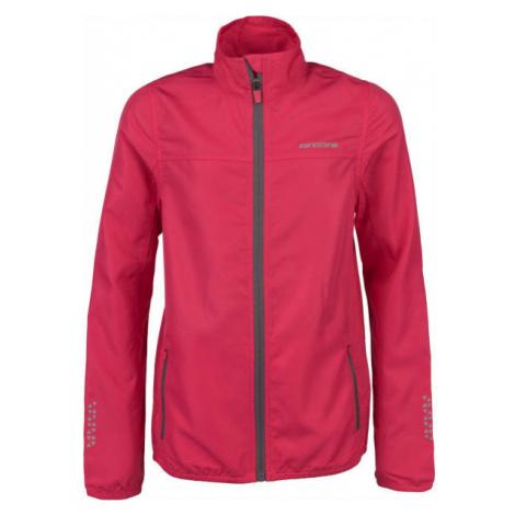 Arcore WYN ružová - Detská bežecká bunda