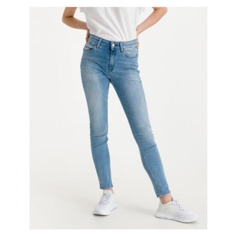 Replay Luzien Jeans Modrá