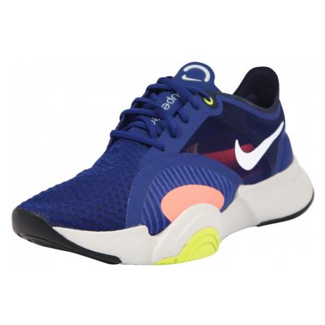 NIKE Športová obuv 'Superrep Go'  biela / modrá / ružová / žltá