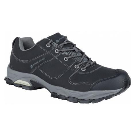 ALPINE PRO ORC tmavo šedá - Pánska treková obuv