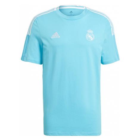 ADIDAS PERFORMANCE Dres 'Real Madrid'  tyrkysová / biela