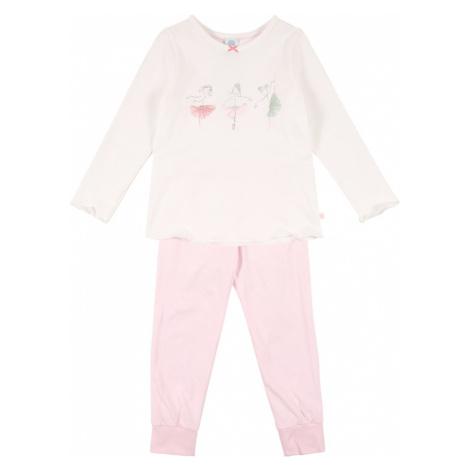 SANETTA Pyžamo  ružová / biela