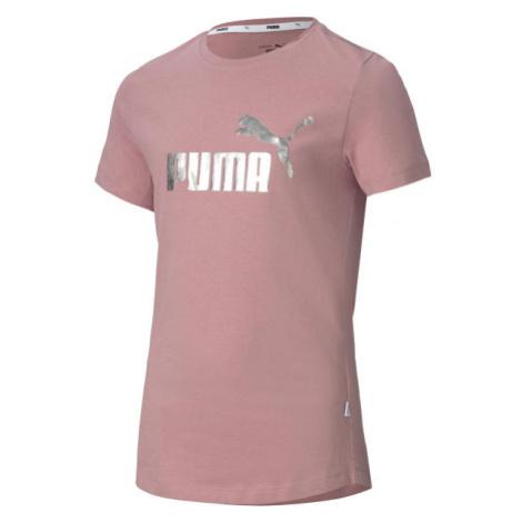 Puma ESS + TEE G - Dievčenské tričko