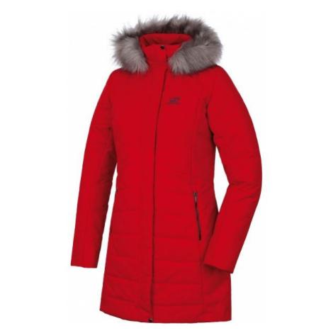 Hannah WAIANA červená - Dámsky zimný kabát
