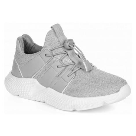 Loap CORFINO sivá - Detská vychádzková obuv