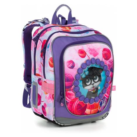 Školská taška Topgal ENDY 19005 G