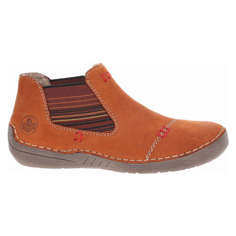 Dámská obuv Rieker 52590-22 braun 52590-22