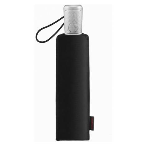 Samsonite Skladací automatický dáždnik Alu Drop S Safe 3 - černá