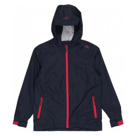 CMP Outdoorová bunda  námornícka modrá / červená