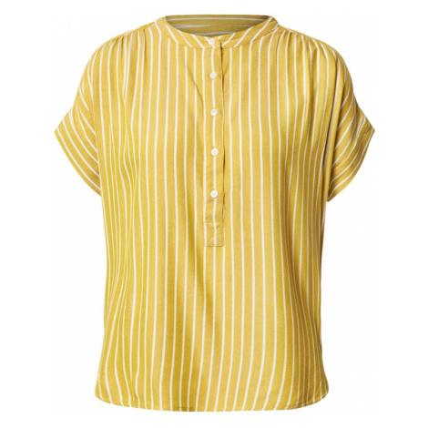 GAP Blúzka  žltá / biela