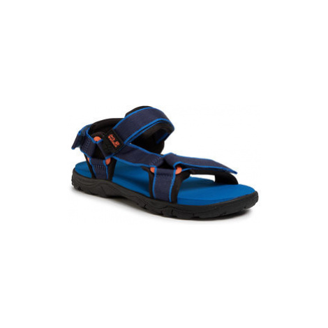 Jack Wolfskin Sandále Seven Seas 3 K 4040061 D Tmavomodrá