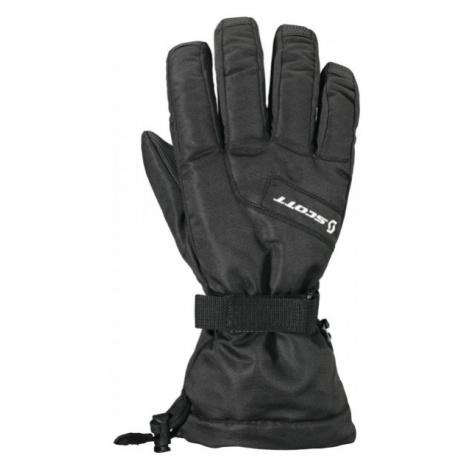 Scott ULTIMATE WARM WOMENS čierna - Dámske lyžiarske rukavice