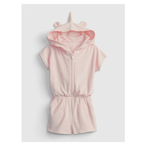 GAP Children's Dress Hood Terry Romper