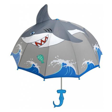 Blooming Brollies Detský vystreľovací dáždnik Shark Umbrella For Kids