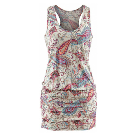 s.Oliver Plážové šaty  svetlomodrá / fialová / červená / biela