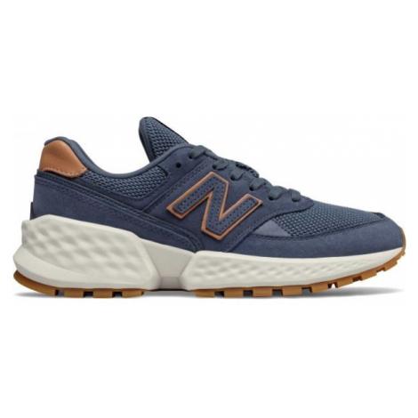 New Balance WS574ADB modrá - Dámska obuv na voľný čas