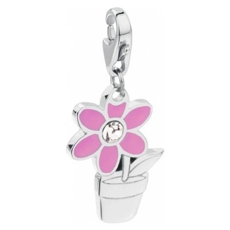 S`Agapõ Prívesok Happy Kvetina v kvetináči SHA72 S'Agapõ