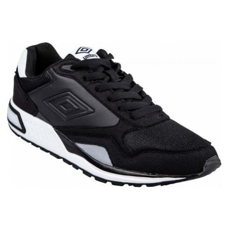 Umbro REDHILL M čierna - Pánska voľnočasová obuv