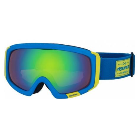 Reaper PURE modrá - Snowboardové okuliare