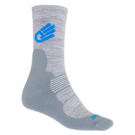 Ponožky SENSOR Expedition Merino Wool šedé