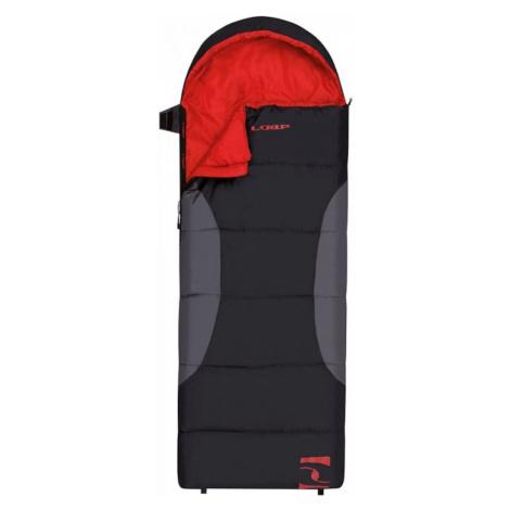 SALMO sleeping bag blanket black LOAP