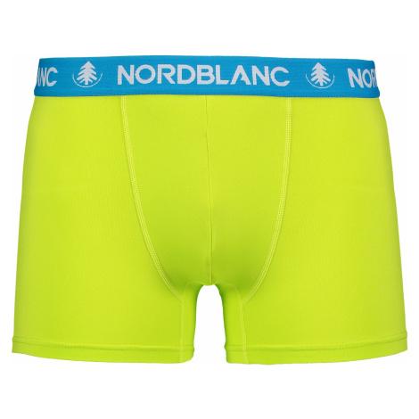 Nordblanc Depth pánské boxerky zelené
