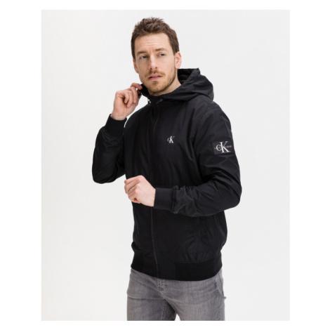 Calvin Klein Essentials Bunda Čierna