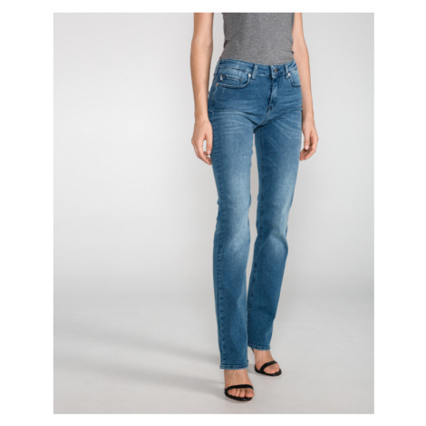 Love Moschino Jeans Modrá