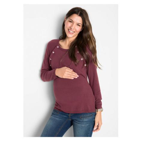 Materský pulóver/pulóver na dojčenie