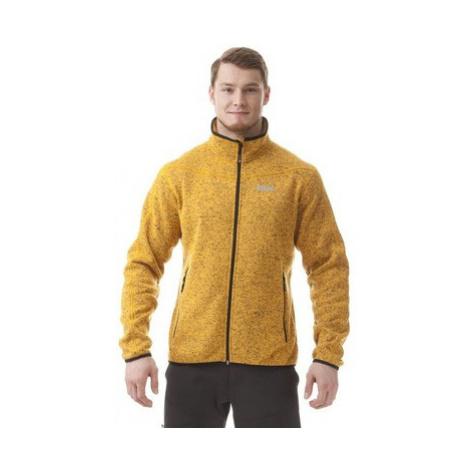 Pánsky fleecový sveter Nordblanc NBSFM5685_BEB