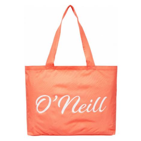 O'Neill BW LOGO SHOPPER oranžová - Dámska taška