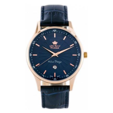 Pánske hodinky Gino Rossi Premium S8886A-6F3