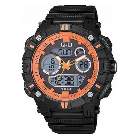 Q&Q Kombinované hodinky GW88J008