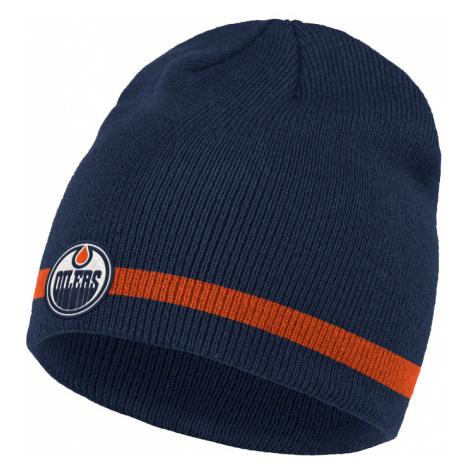Zimná čiapka adidas Coach Beanie NHL Edmonton Oilers