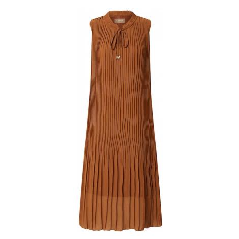 Cartoon Košeľové šaty  hnedá